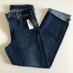 Banana Republic Mid Rise Denim Jeans